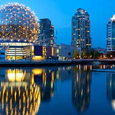 Costa Oeste Canadense