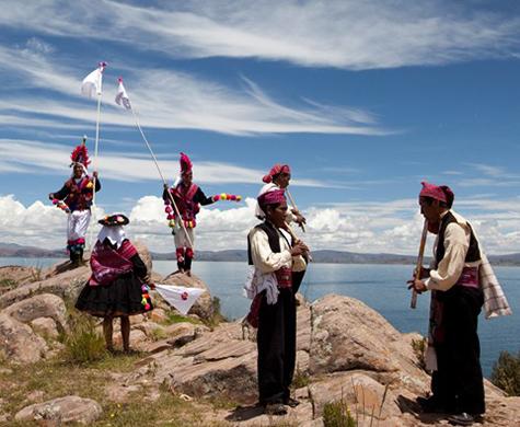 Peru Milenar com vale sagrado e lago titicaca