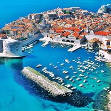 IATE Ms Riva - Mar Adriático, Croácia, Sérvia e Bósnia Herzegovina