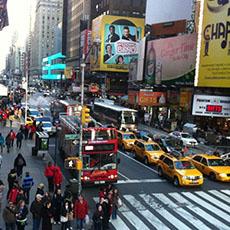 Compras em Nova York com guia brasileiro