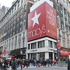 Nova York - Compras de Thanksgiving